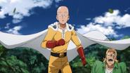 Saitama surprised to see Genos