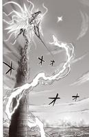 Démon Cyborg le dragon bleu