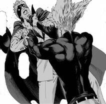 Garoh vs Magicman