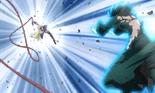Fubuki contre-attaque face à Supersado