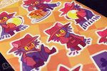 Niko stickers