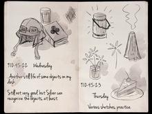 Author Sketches
