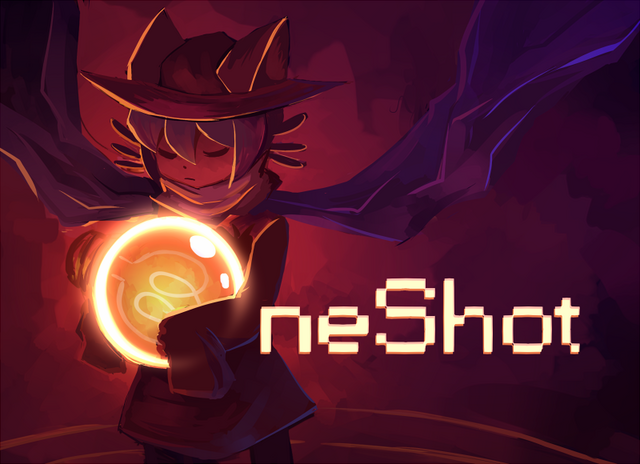 File:OneShot game poster.png