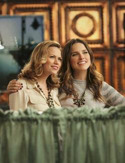 Haley and Brooke