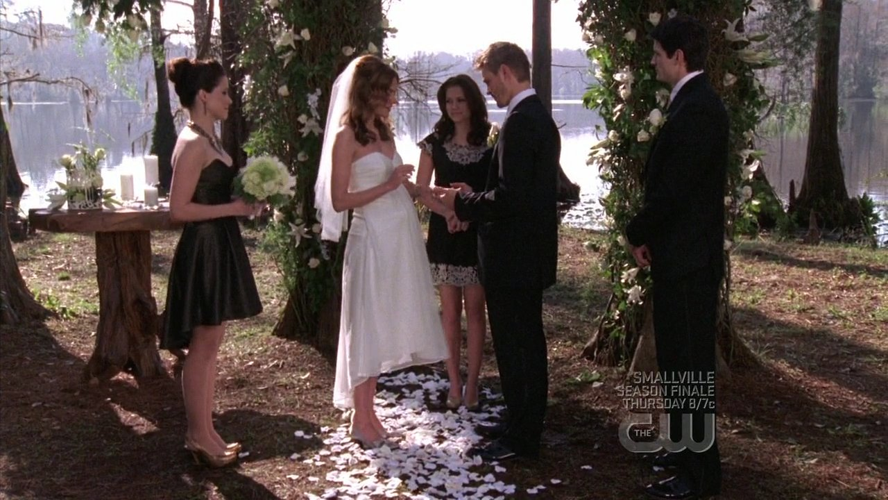 The Wedding Of Lucas And Peyton