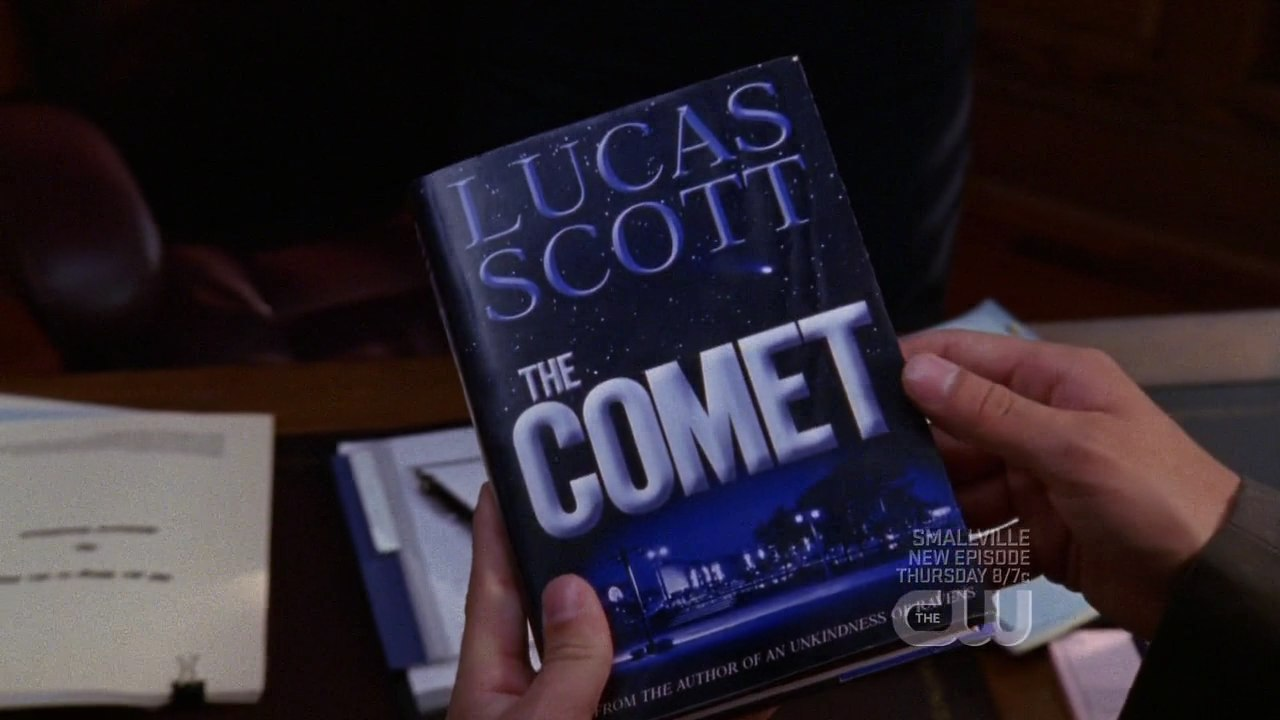 The Comet Novel One Tree Hill Wiki Fandom Powered By Wikia