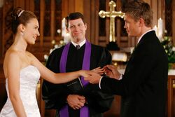The wedding of Lucas Scott and Lindsey Strauss | One Tree