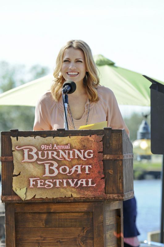 Burningboat