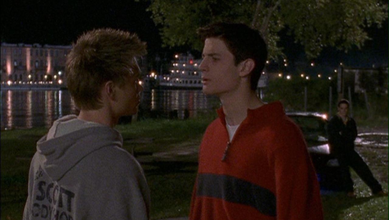 Lucas and rachel college sex