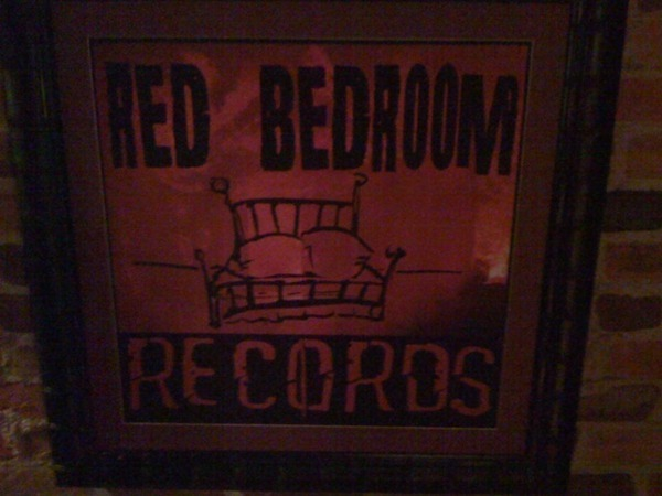 Wonderful Red Bedroom Records