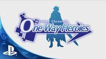 Mystery Chronicle One Way Heroics Announcement Trailer PS4, PS Vita