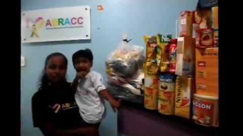 ABRACC - Associação Bra. Ajuda à Criança com Câncer ( Fight Against Children's Cancer)