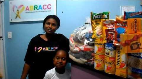 ABRACC Associação Bra. Ajuda à Criança com Câncer ( Fight Against Children's Cancer)