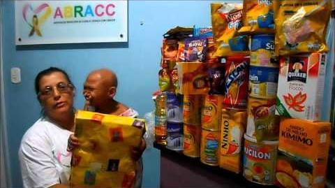 ABRACC Associação Brasileira de Ajuda à Criança com Câncer ( Fight Against Children's Cancer)