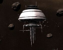 Orbital Patrol base