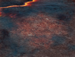Hell's surface