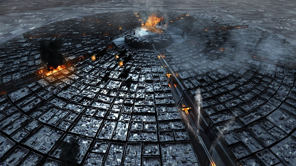 Image result for burning of city