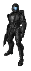Division 11 soldier