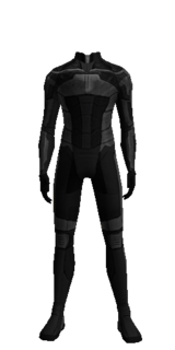 Black Ops Armor