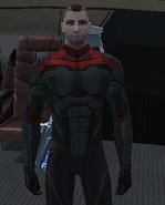 Starfleet Combat Armor