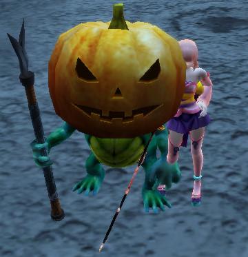Halloween Kappa