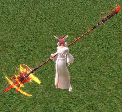 Flamefoot Guardian - Nova