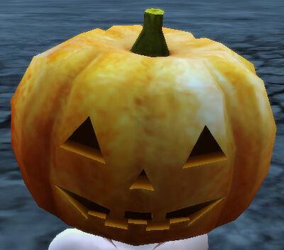 Smiley Jack O' Lantern