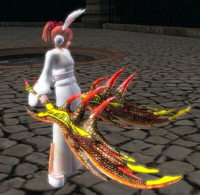 Tenryuu Twin Feather - Stratos