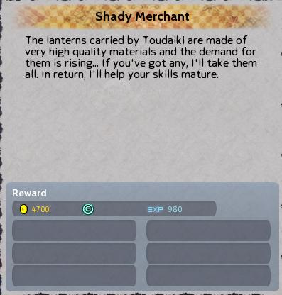 Shady Merchant | Onigiri Wiki | FANDOM powered by Wikia