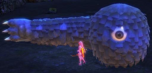 Huge Ice Tsuchikorobi