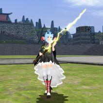 Divine Spirits Blade Replica - Thunderclap