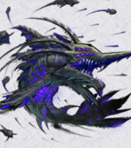 Dark Fin Left