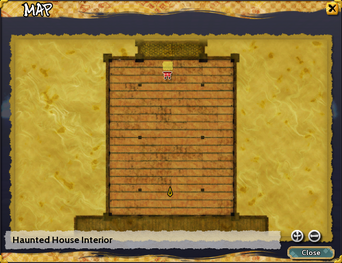 Haunted House Third Floor