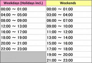 Schedulechristmasland