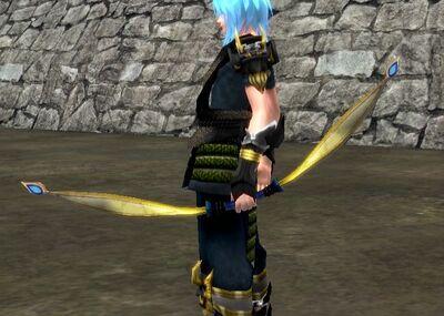 Lightning Tachibana Bow