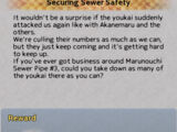 Securing Sewer Safety