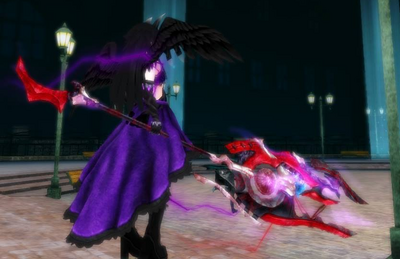 Mephisto staff 122