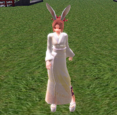 Bunny Ears Neige