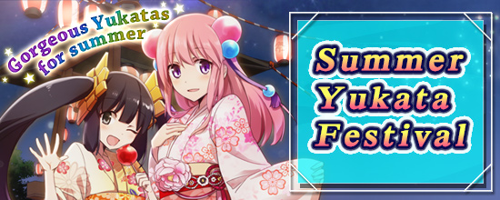 Summer Yukata Festival