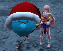 Christmas Kijimuna