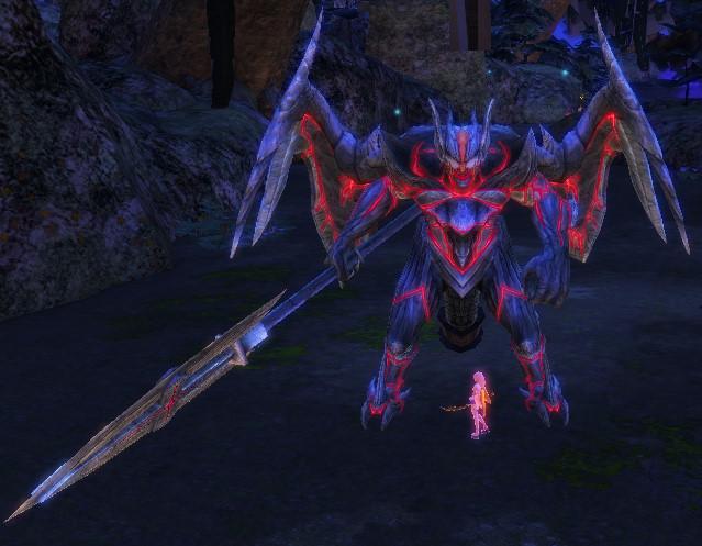 Huge Infernal Gargoyle