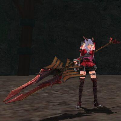 Sovereign Spear- Prefectus - Supreme
