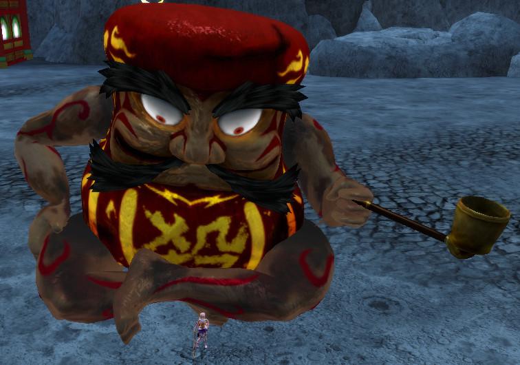Chief Daruma