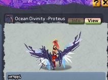 Ocean Divinity -Proteus