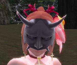 Hanya Mask - Riku