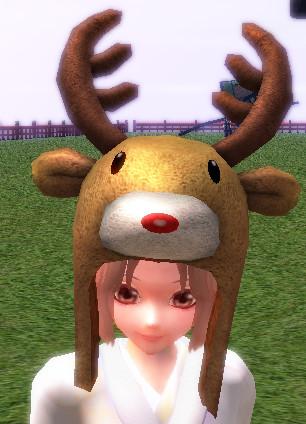 Reindeer Hood - Rudolph
