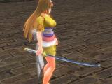 Sakura Oni Blade