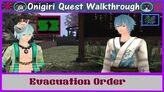 Onigiri Quest Walkthrough Evacuation Order Part 53 🐲