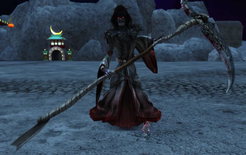 Arch Death Scythe