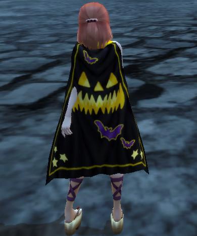 Halloween Cape Magic